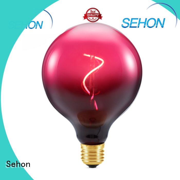 Sehon Wholesale dimmable edison bulbs company used in living rooms