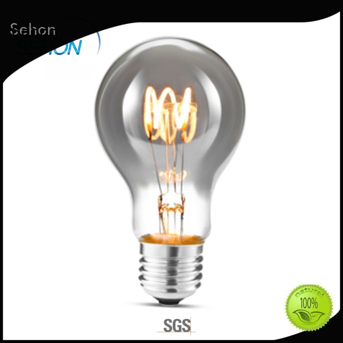 Sehon luminous led bulb Supply used in bathrooms